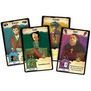 The Bloody Inn Cards
