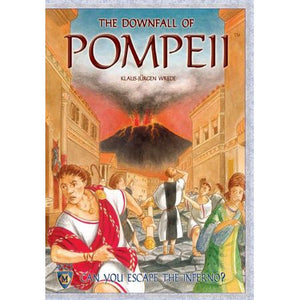 The Downfall of Pompeii Second Edition