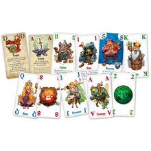The Dwarf King Cards