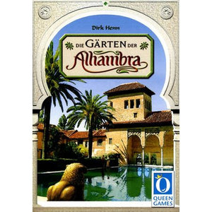 The Gardens of the Alhambra German