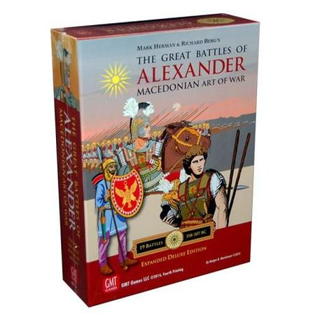 The Great Battles of Alexander Deluxe Edition