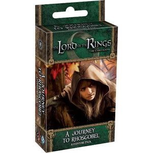 The Lord of the Rings The Card Game – A Journey to Rhosgobel