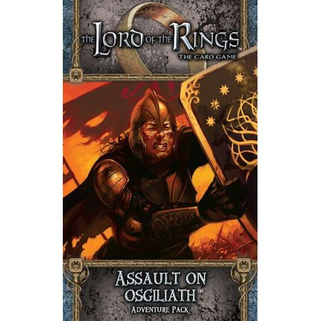 The Lord of the Rings The Card Game – Assault on Osgiliath