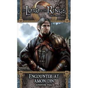 The Lord of the Rings The Card Game – Encounter at Amon Dîn
