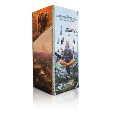 The Ninth World A Skillbuilding Game for Numenera