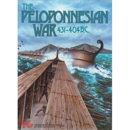 The Peloponnesian War, 431-404 BC