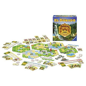 The Quest for El Dorado Components