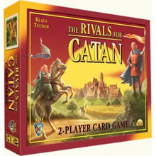 The Rivals for Catan