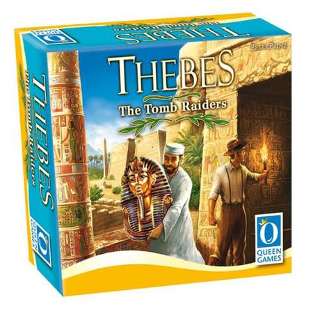 Thebes The Tomb Raiders