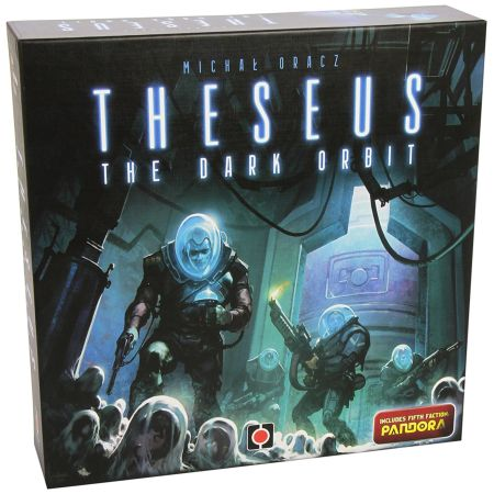 Theseus The Dark Orbit