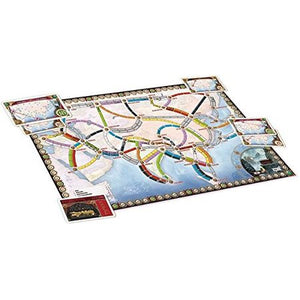 Ticket to Ride Map Collection Volume 1 – Team Asia & Legendary Asia Board