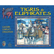 Tigris & Euphrates Mayfair 2004