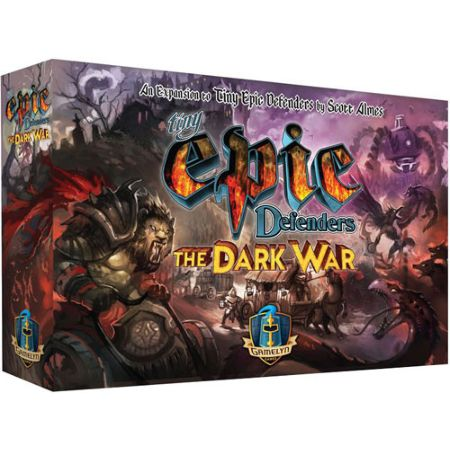 Tiny Epic Defenders The Dark War