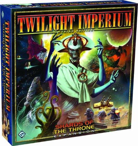 Twilight Imperium (Third Edition) Shards of the Throne