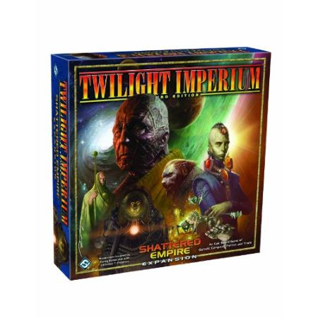 Twilight Imperium (Third Edition) Shattered Empire
