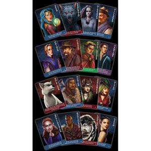 Ultimate Werewolf Deluxe Edition Roles