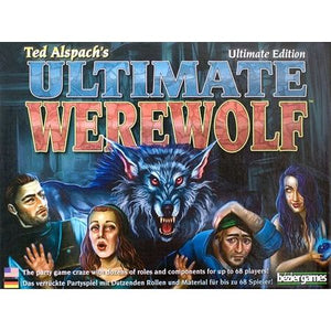 Ultimate Werewolf Ultimate Edition