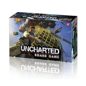 Uncharted The Board Game