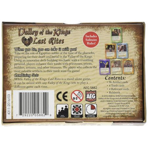 Valley of the Kings Last Rites Box