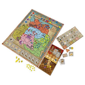 Wallenstein (second edition) Components