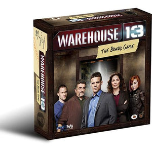 Warehouse 13 The Board Game