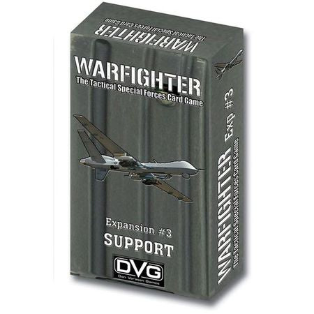 Warfighter: Expansion #3 – Support
