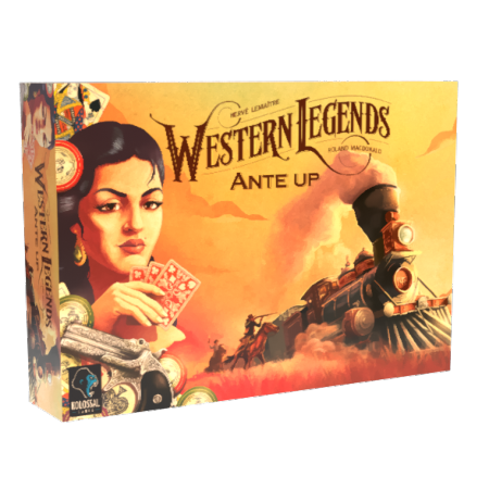 Western Legends Ante Up