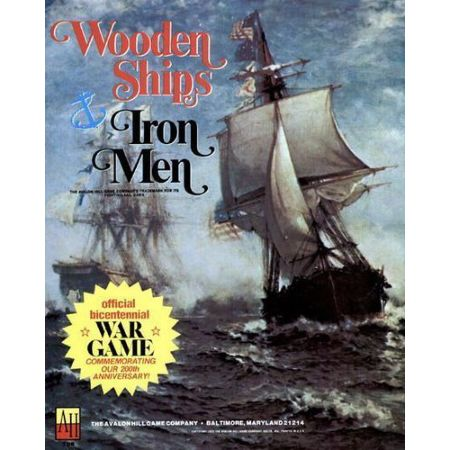 Wooden Ships & Iron Men