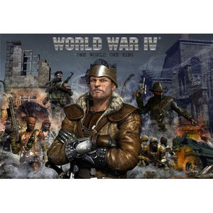 World War IV One World, One King