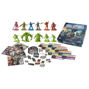 Zombicide Toxic City Mall Minis
