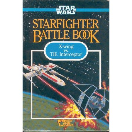 Star Wars Starfighter Battle Book