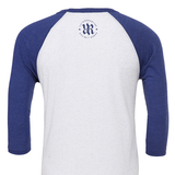 Broke Freeways Raglan 3/4 Sleeve