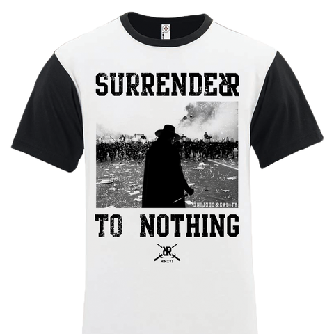 Surrender to Nothing Blackout Tee