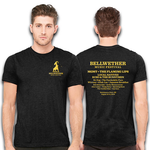 Bellwether 2018 Official Tee Shirt