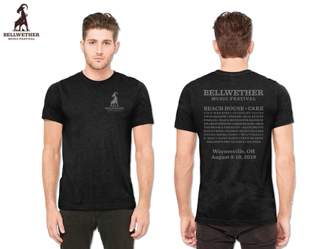 Bellwether 2019 Official Tee Shirt