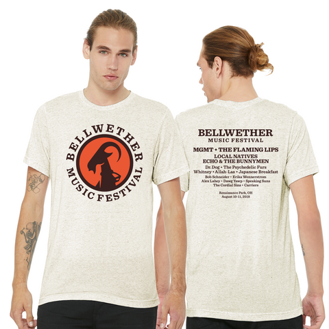 Bellwether Unisex Triblend Tee