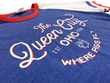 Where Pigs Fly (Red White & Blue Retro)