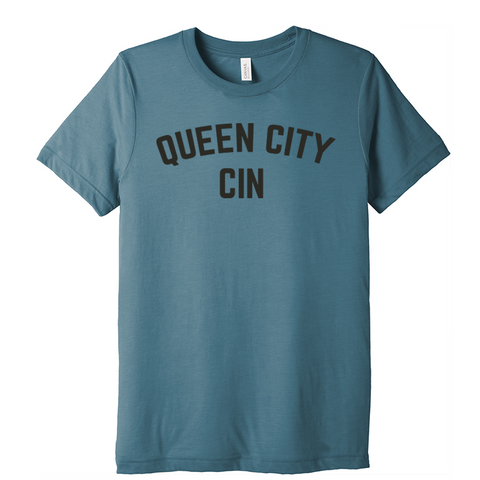 Queen City Classic Tee