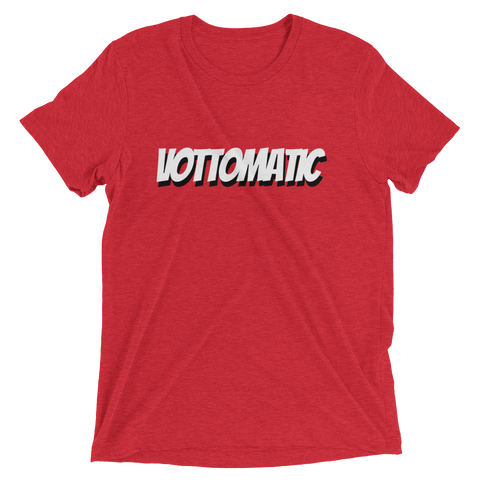 VOTTOMATIC Ultra-Red Tee