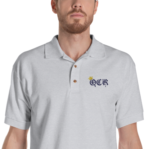 QCR Embroidered Polo Shirt
