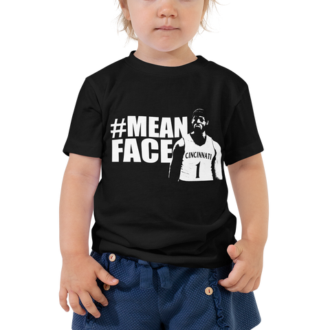 MEANFACE Toddler Short Sleeve Tee