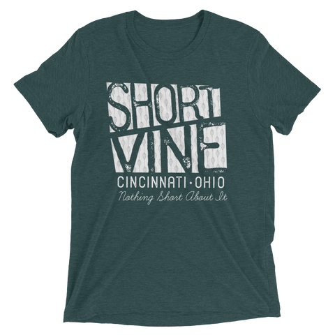 Short Vine Cincinnati Ohio (10 Color Options)