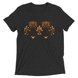 Abstract Double Tiger Tee (5 Color Options)