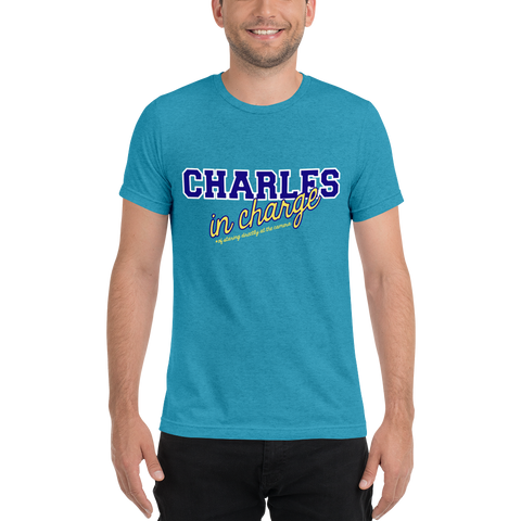 Charles In Charge Tee