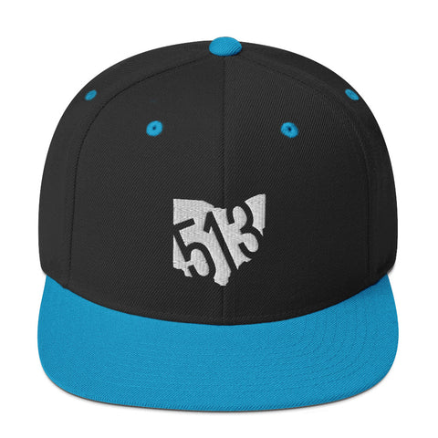 513 State of Mind Snapback Hat