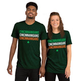 Cincinnanigans St Patrick's Day Tee (9 Color Options)