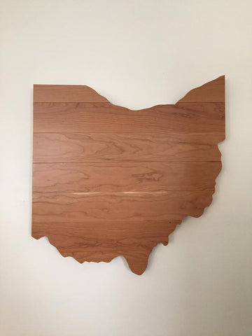 State of Ohio Custom Woodwork