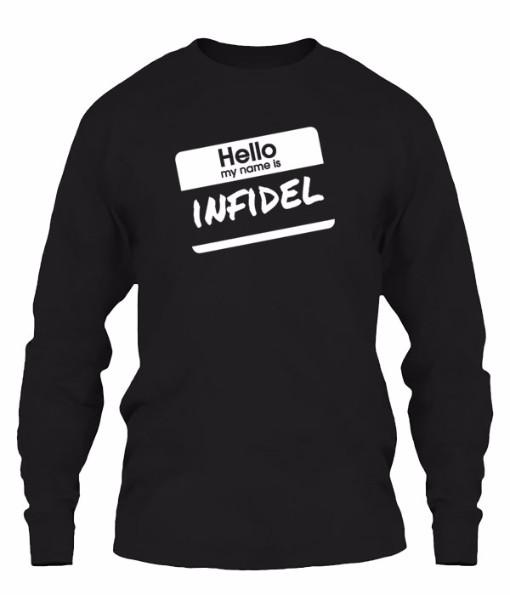 My Name Infidel Long Sleeve