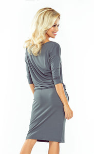 www.flockfashion.com Drawstring Waist Dress