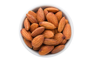 Willowvale Organics Natural Almonds 1kg WV167